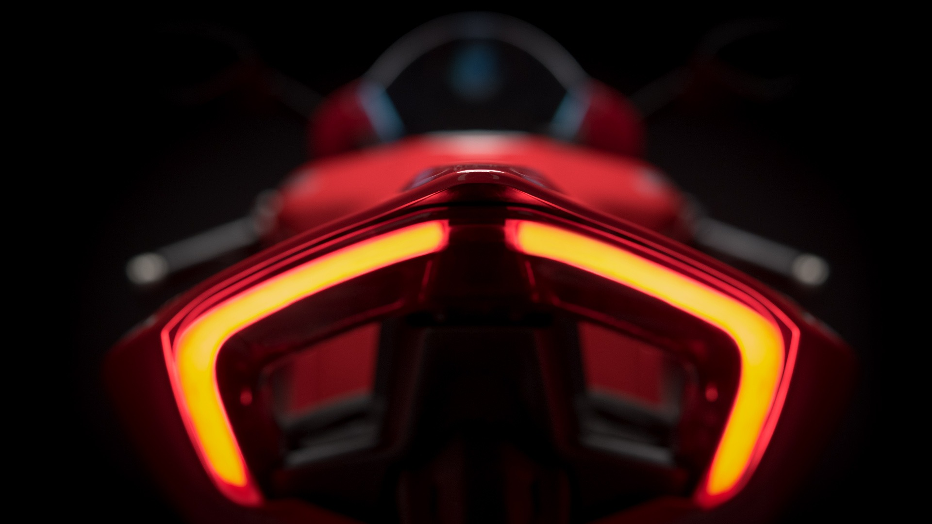 Panigale V4 Red