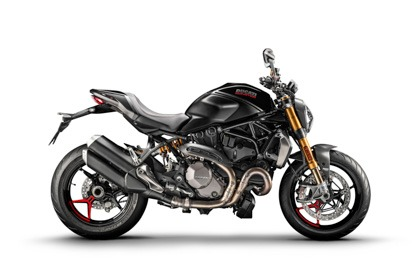DUCATI MONSTER 1200S Black